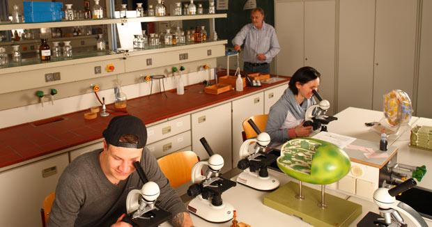 Bild für Naturwissenschaften